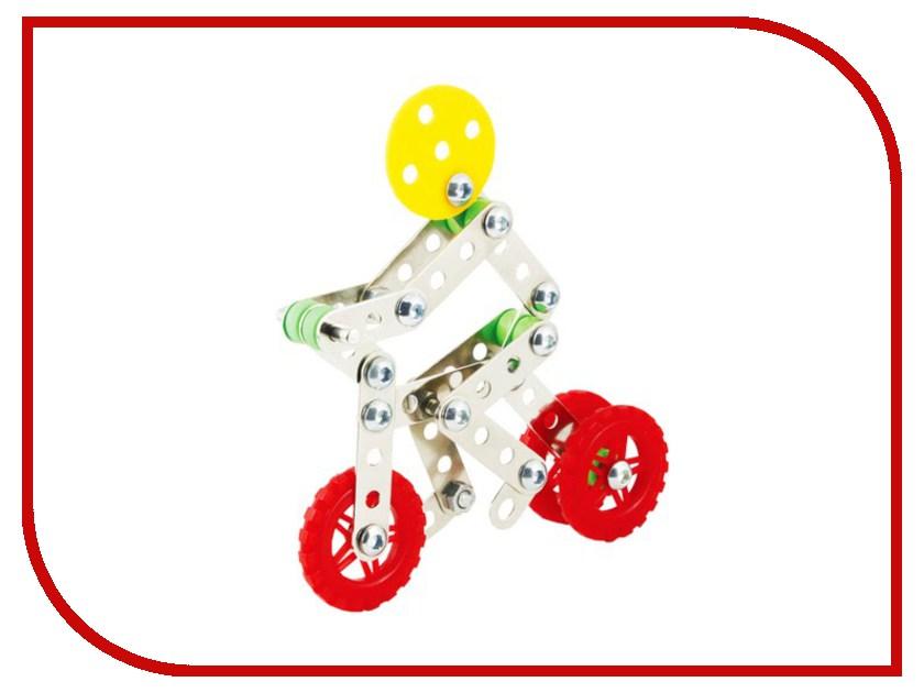 Конструктор Город игр Железный Велосипедист S QZ232965 конструктор enlighten brick город 111 центр спасения мчс г13594