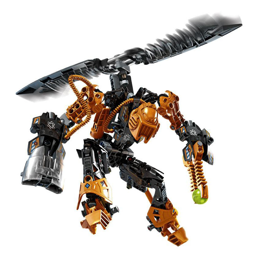 Конструктор RoboBlock Робот Hero Orange XL MF002943ZN9905