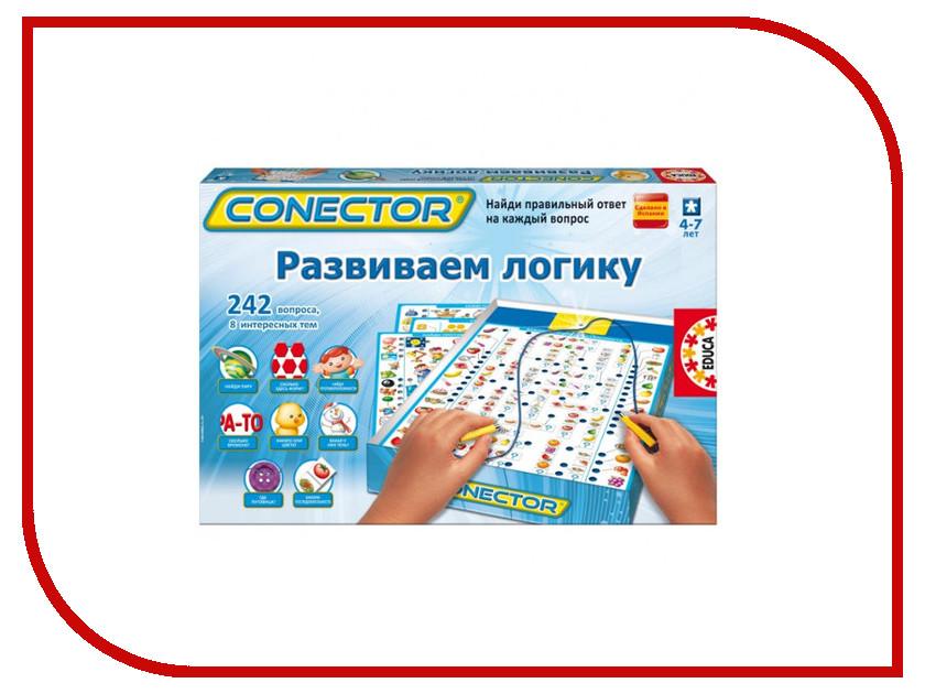 Настольная игра Educa Развиваем логику 15461 лаптева с а развиваем логику