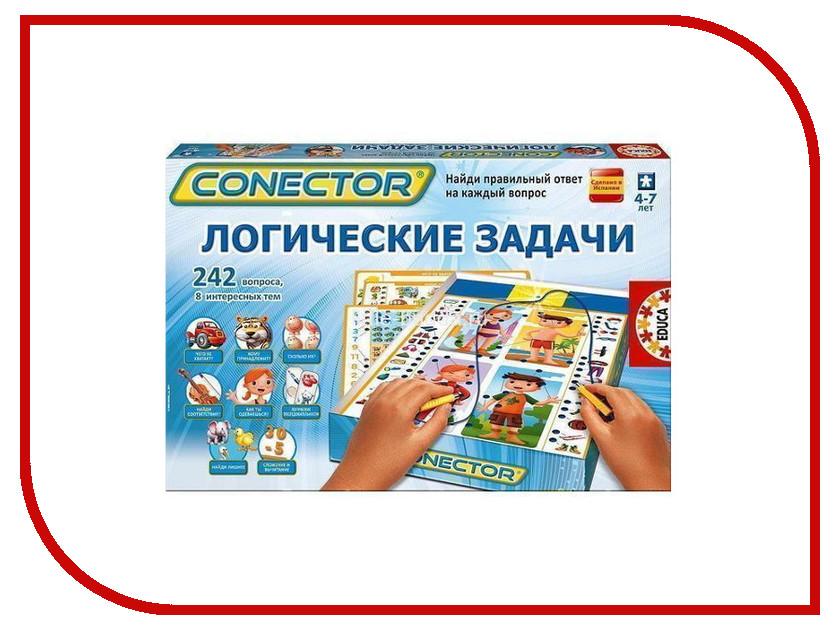 Настольная игра Educa Логические задачи 16123 блинница titan индукция 24 см moulinvilla