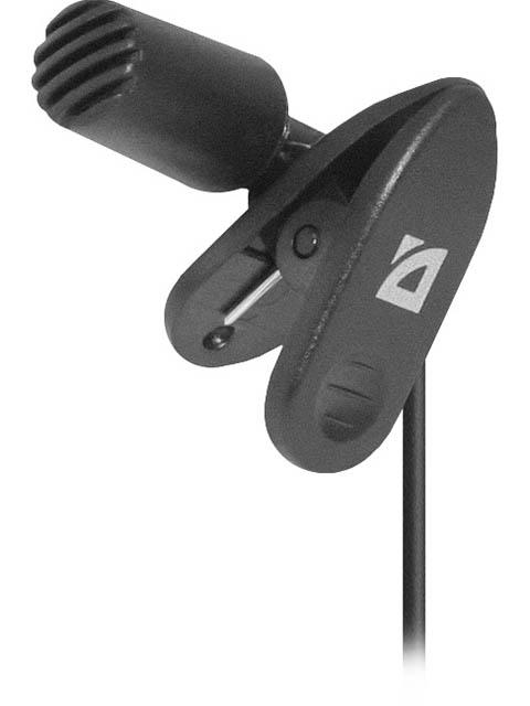 Микрофон Defender MIC-109 Black