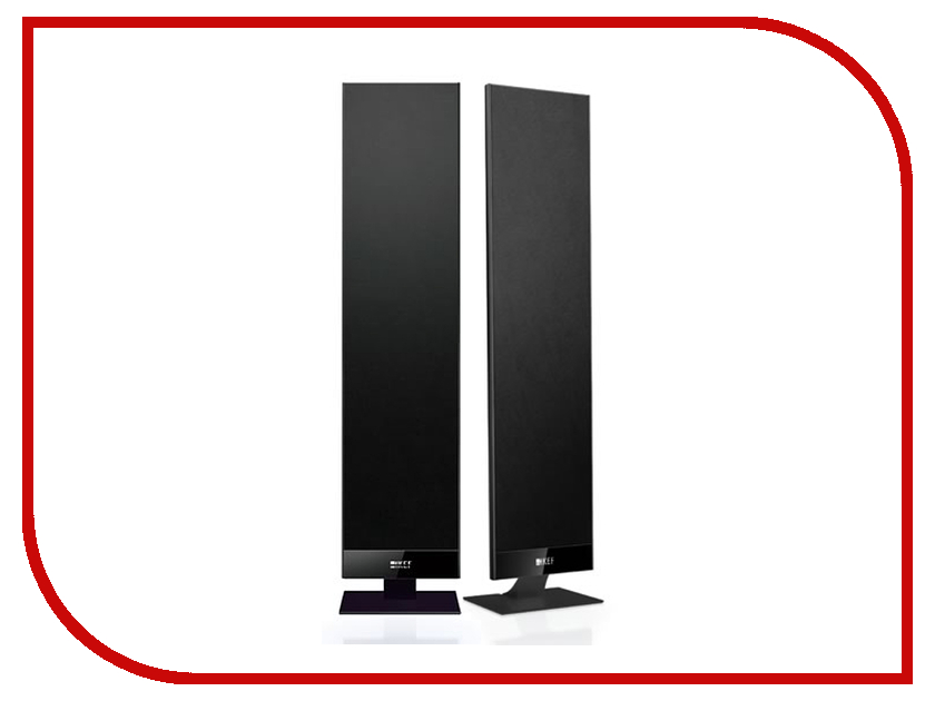 Колонки KEF T301 Pair Pack Black SP3745BB fostex th900 black наушники