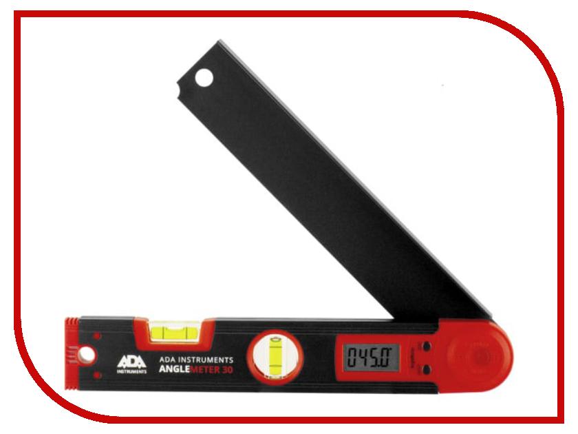 Угломер ADA AngleMeter 30 А00494 уровень угломер электронный ada pro digit rumb а00481
