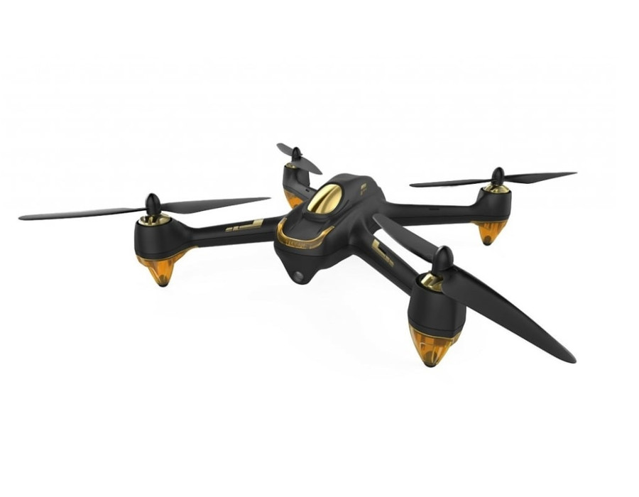 Квадрокоптер Hubsan X4 FPV Brushless H501S High Edition Black-Gold