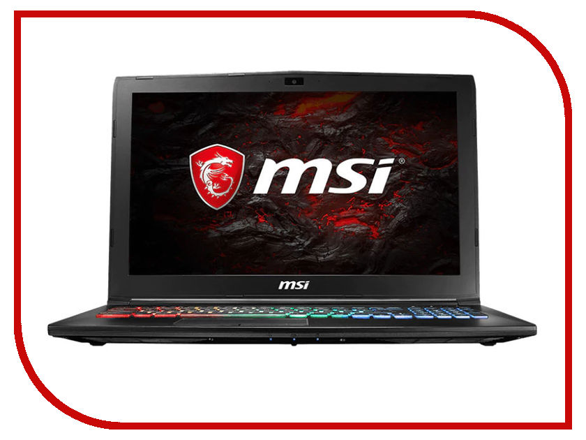 Ноутбук MSI GP62M 7RDX-1005RU 9S7-16J9B2-1005 (Intel Core i5-7300HQ 2.5 GHz / 8192Mb / 1000Gb / nVidia GeForce GTX 1050 2048Mb / Wi-Fi / Bluetooth / Cam / 15.6 / 1920x1080 / Windows 10 64-bit)