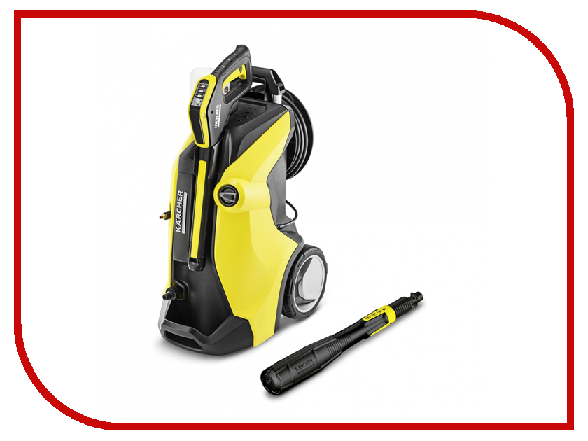 Мойка Karcher K 7 Premium Full Control Plus 1.317-130 мини мелки для асфальта gemini 2558