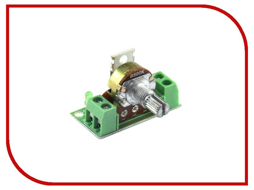 Конструктор Радио КИТ Регулятор мощности симисторный RP216.1M RDKT2550 мастер кит электронный конструктор оптоэлектроника