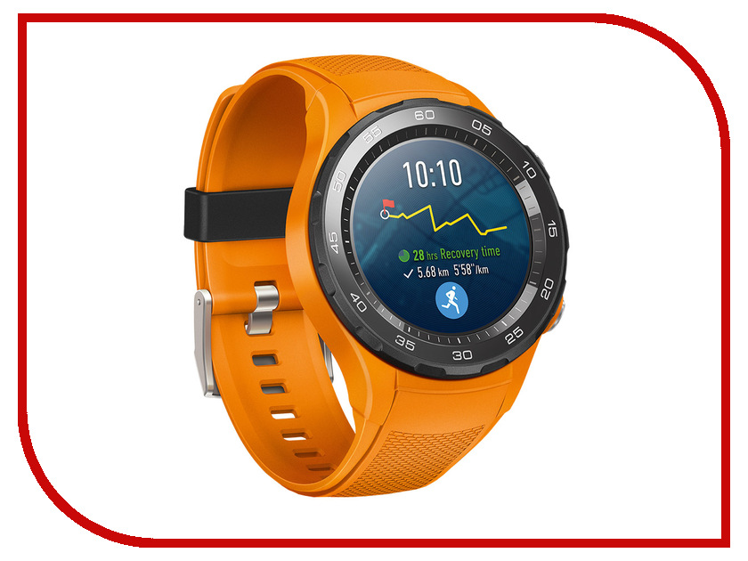 Умные часы Huawei Watch 2 Sport LTE Bright Orange 55021932
