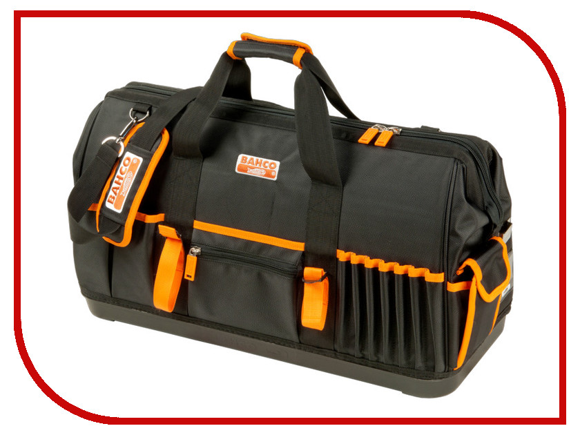 Сумка BAHCO 4750FB2-24A сумка bahco 4750fb2 24a