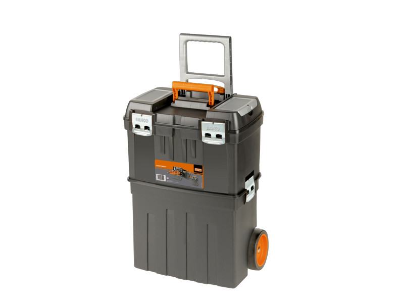 Ящик для инструментов Bahco 470x290x630mm 4750PTBW47