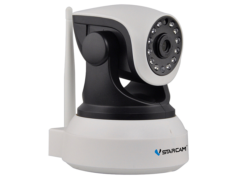 IP камера VStarcam C8824WIP Black-White