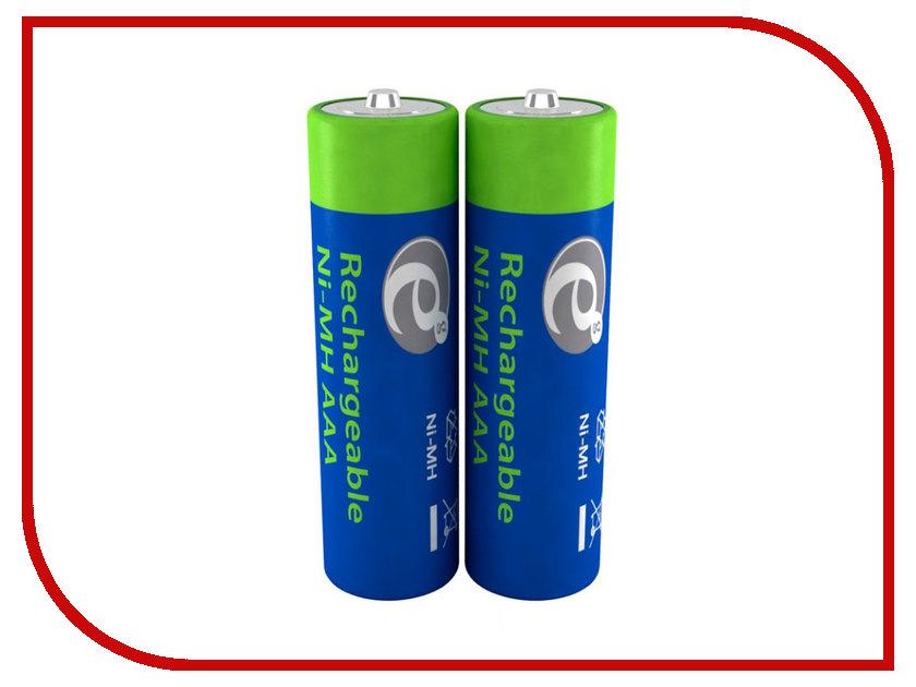 Аккумулятор AA - Energenie 2600mAh EG-BA-AA26-01 (2 штуки)