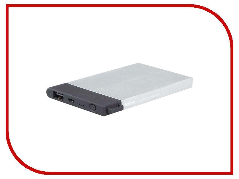 все цены на Аккумулятор Indivo slimBank 4000mAh 2801.10 онлайн