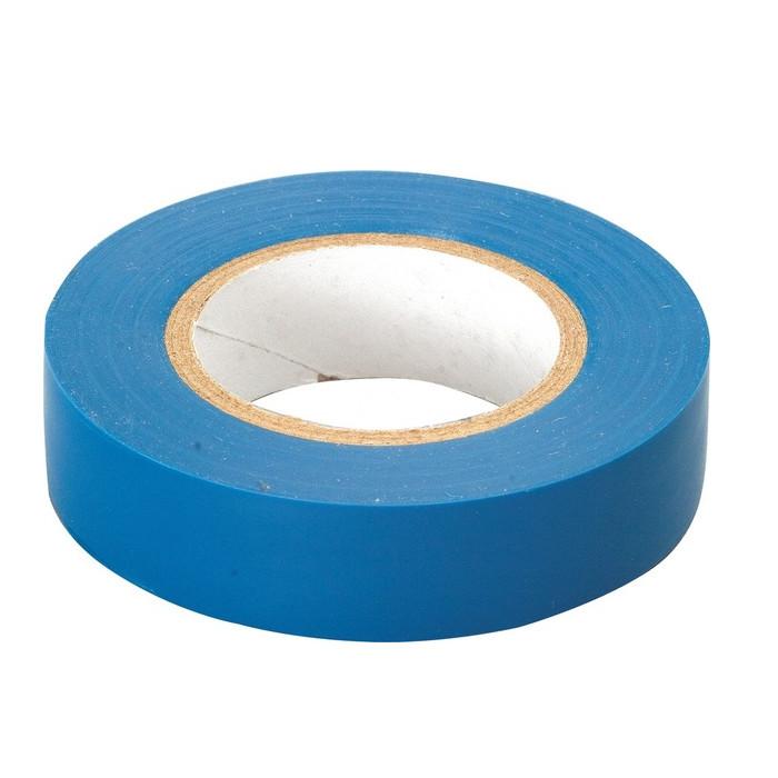 Изолента Вихрь 20m x 19mm 0.15mm Blue