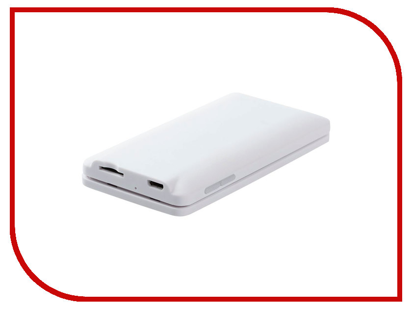 цена на Колонка Проект 111 Pocket Speaker White 3504.60