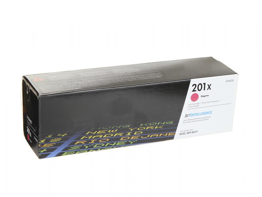 Картридж HP 201X CF403X Magenta для CLJ Pro M252/M277 картридж boost cf400x v9 0 для hp clj m252 m274 black