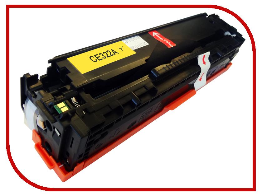 hp cf371am 128a Картридж GoodWill GW-CE322A 128A Yellow для HP LJ CP1525/CM1415fnw 1.3K Compatible