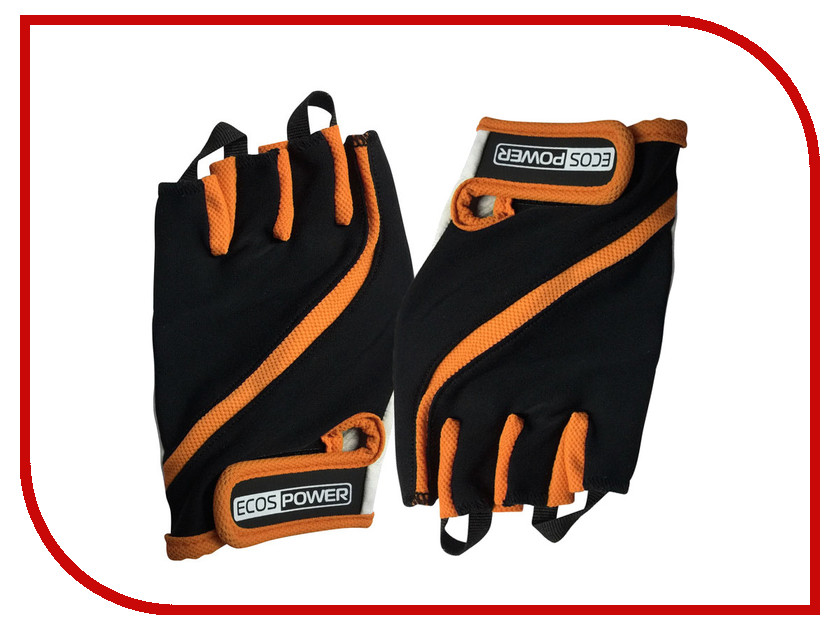 Перчатки для фитнеса Ecos 2311-OXL размер XL