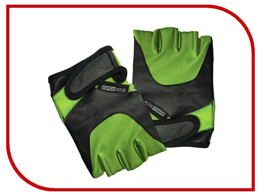 Перчатки для фитнеса Ecos 5102-GL размер L