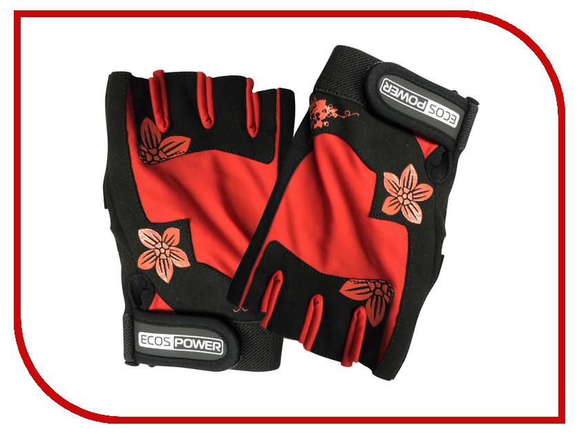 Перчатки для фитнеса Ecos 5106-RL размер L