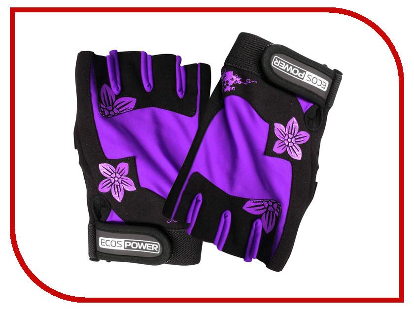 Перчатки для фитнеса Ecos 5106-VM размер М
