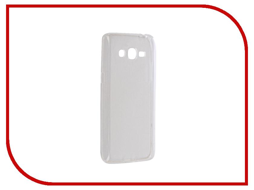 Аксессуар Чехол Samsung Galaxy J2 Prime SM-G532F Krutoff Silicone Transparent 11794