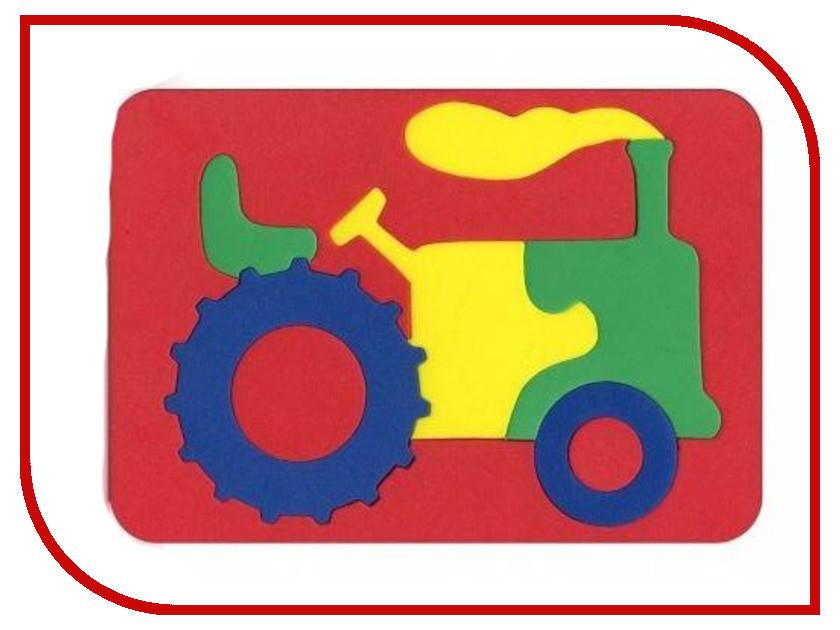 Набор Бомик Мозаика Трактор 115 игрушка бомик мозаика самолет 114