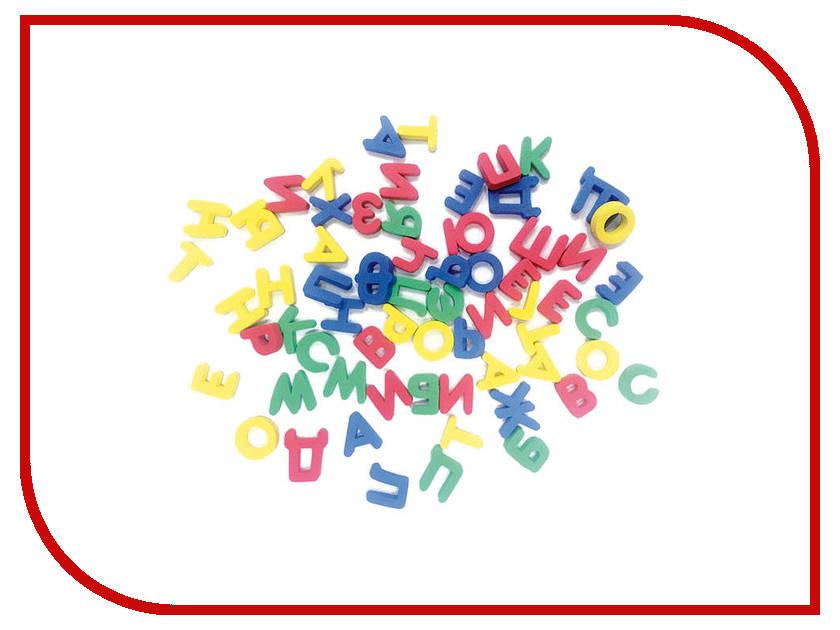 Игра Бомик Русский алфавит на магнитной основе 208 развивающий коврик русский алфавит односторонний 200х180х0 5