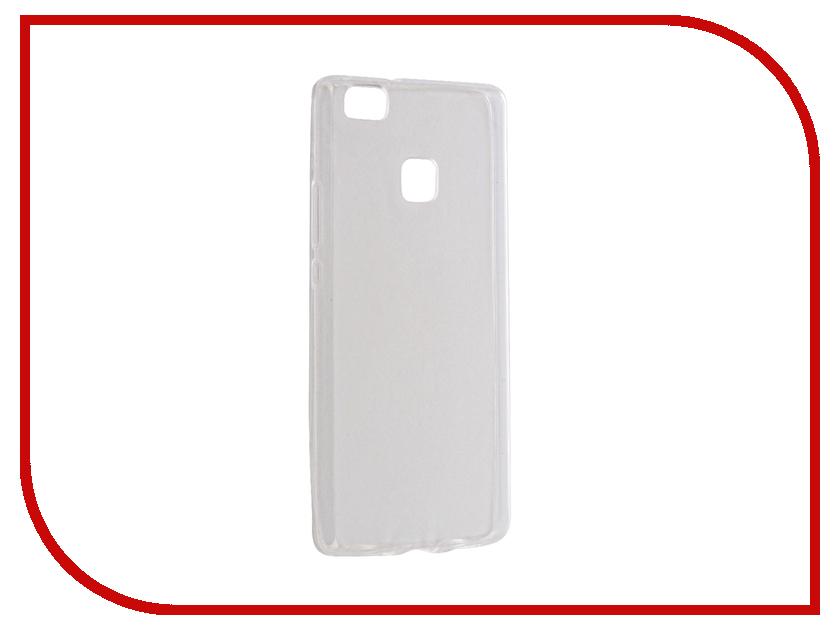 все цены на  Аксессуар Чехол Huawei P9 Lite Krutoff Silicone Transparent 11797  онлайн