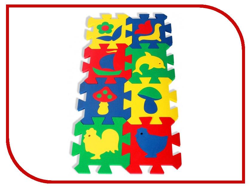 Развивающий коврик Бомик Коврик Мозаика 403 пазлы бомик мозаика собака 104