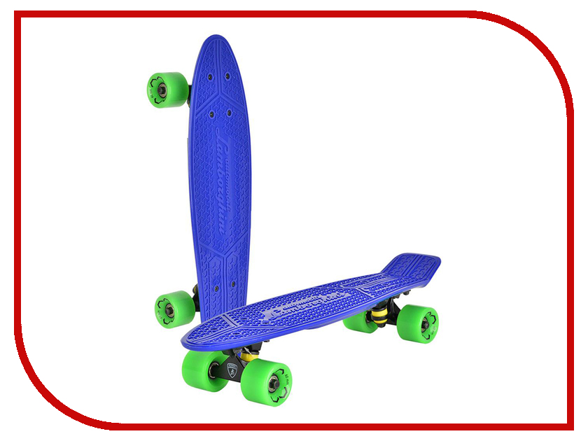 Скейт Lamborghini LB1B-BS