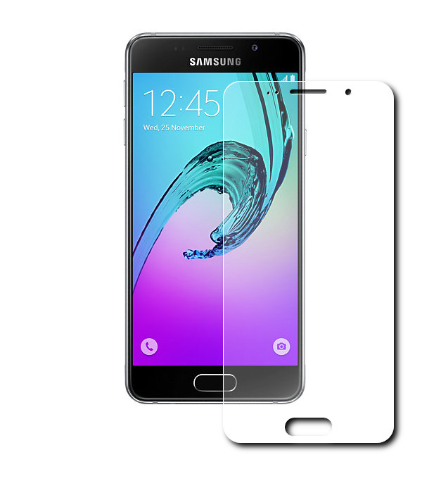 Аксессуар Защитное стекло для Samsung Galaxy A5 2016 SM-A510F Solomon Ultra Glass смартфон samsung galaxy a5 2016 4g 16gb black