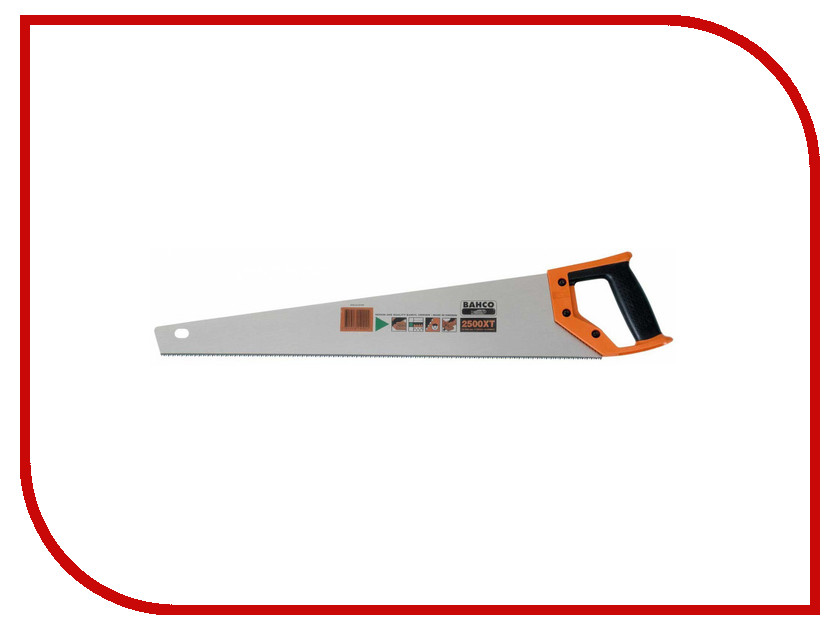 Пила BAHCO 2500-22-XT-HP ножовка bahco 2500 22 xt hp