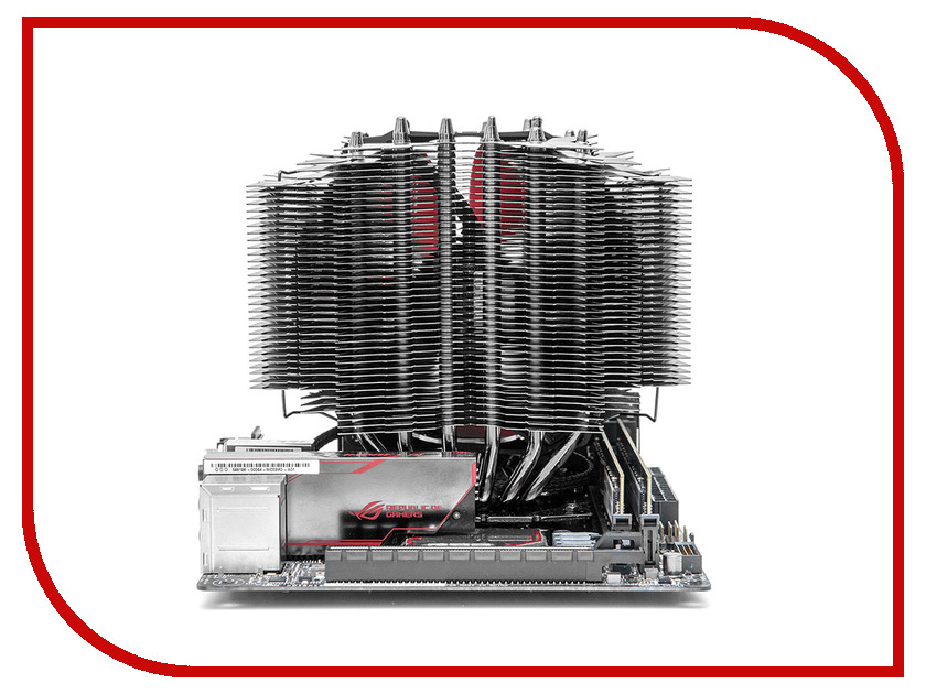Кулер Thermalright Silver Arrow ITX-R кулер thermalright true spirit 90 m rev a