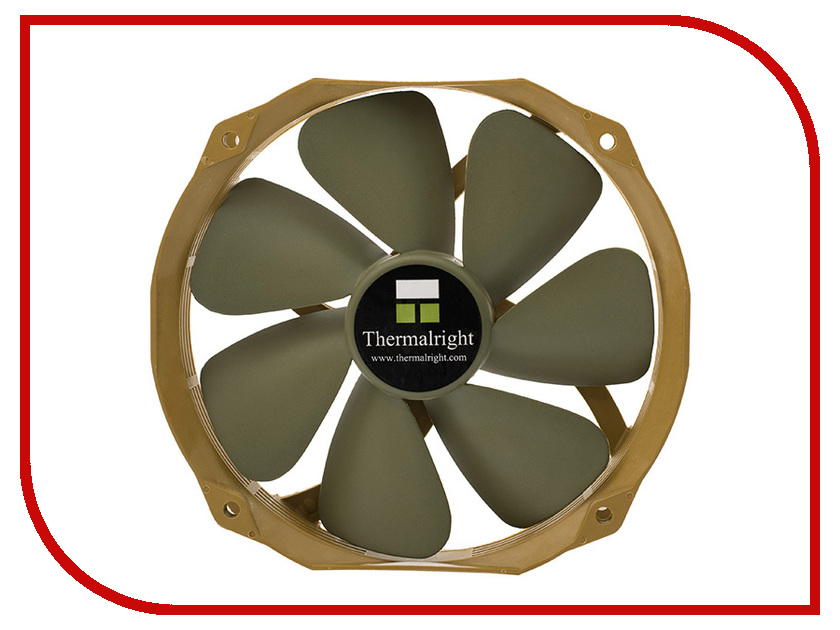 Вентилятор Thermalright TY-141 SV 140mm 900-1300rpm