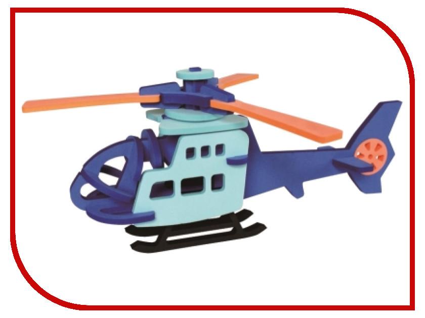 Конструктор Bebox Вертолет 23шт T6012 bebelot 3d мягкий конструктор транспортный вертолет