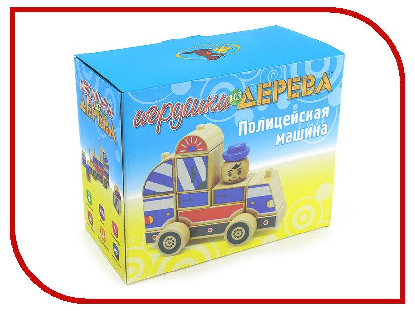 Конструктор Мир деревянных игрушек Автомобиль 1 Д059 набор музыкальных инструментов мир деревянных игрушек 3