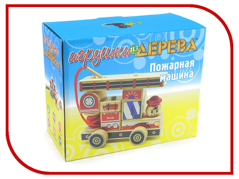Конструктор Мир деревянных игрушек Автомобиль 2 Д060 конструктор roys fwr 707