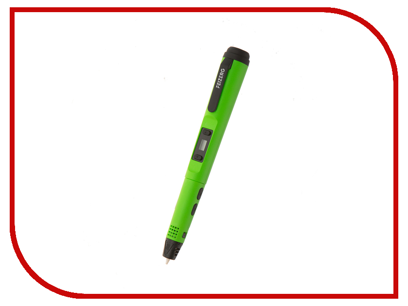 3D ручка Feizerg F001 Green FG001