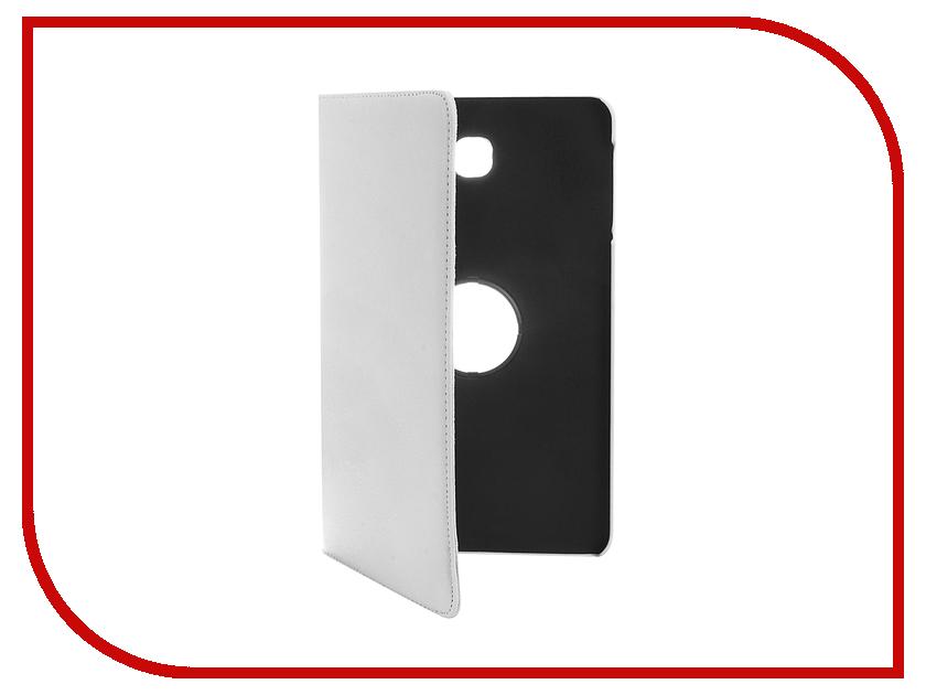 Аксессуар Чехол Samsung Galaxy Tab A 10.1 T580/T585 Zibelino Classico White ZCL-SAM-T580-WHT аксессуар чехол samsung galaxy j7 2016 zibelino classico black zcl sam j7 2016 blk