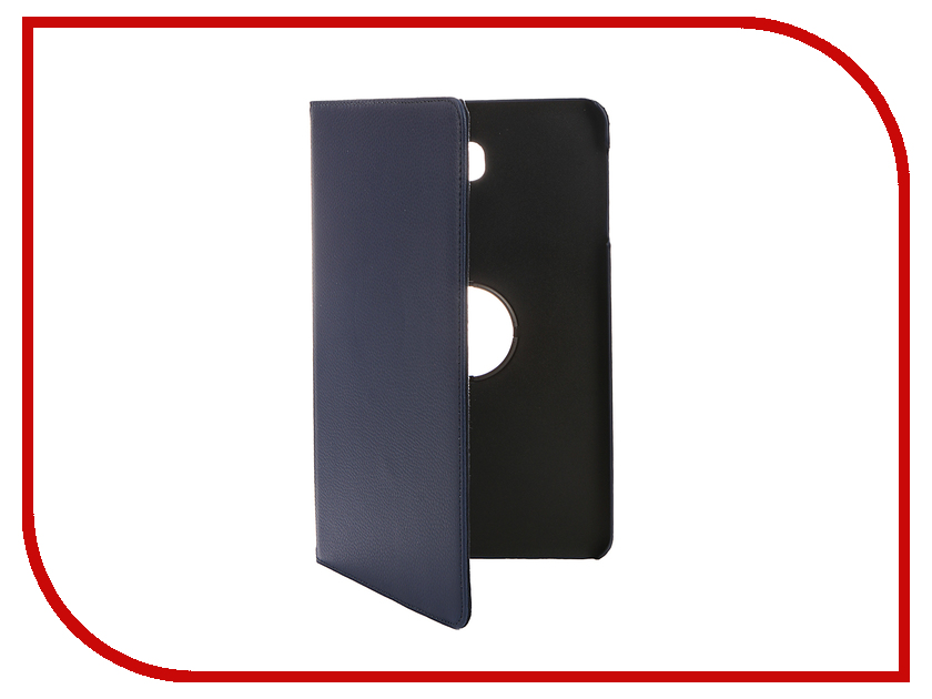Аксессуар Чехол Samsung Galaxy Tab A 10.1 T580/T585 Zibelino Classico Dark Blue ZCL-SAM-T580-DBL