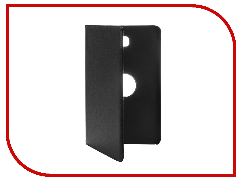 Аксессуар Чехол Samsung Galaxy Tab A 10.1 T580/T585 Zibelino Classico Black ZCL-SAM-T580-BLK аксессуар чехол huawei p9 lite zibelino classico black zcl hua p9 lit blk