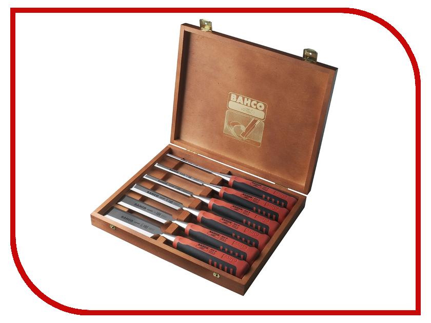 Инструмент Набор стамесок BAHCO 424P-S6-EUR