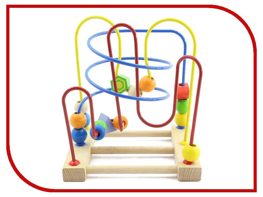 Игрушка Мир деревянных игрушек Лабиринт №3 Д072