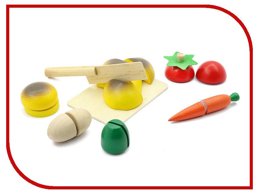 Игрушка Мир деревянных игрушек Готовим завтрак малый Д167