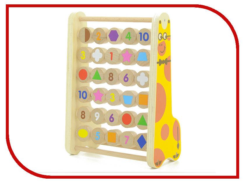 Игрушка Мир деревянных игрушек Счеты Д171