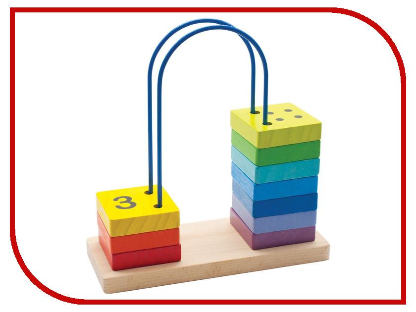 Игрушка Мир деревянных игрушек Счеты большие Д371