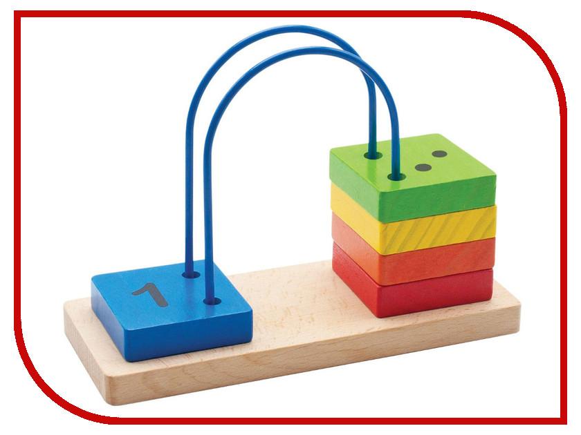 Игрушка Мир деревянных игрушек Счеты перекидные малые Д372