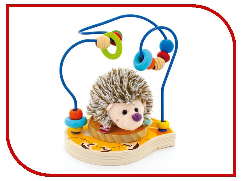 Игрушка Мир деревянных игрушек Лабиринт Ежик Д385