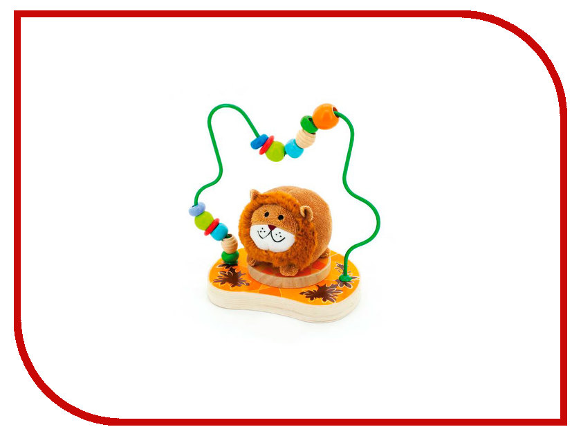 Игрушка Мир деревянных игрушек Лабиринт Лева